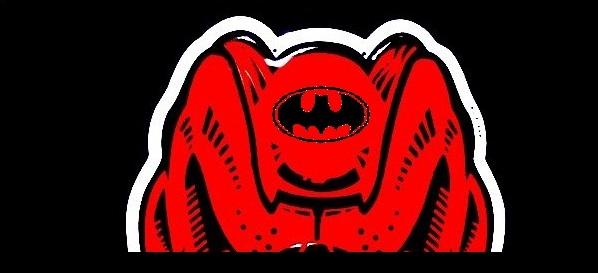 Red Upside Down U Logos