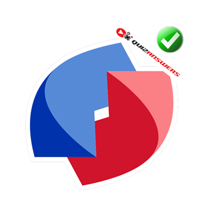 C logo with red and blue