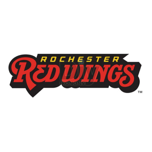Red Wings Vector Logo