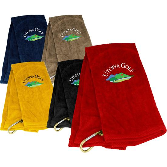 Golf Towels With Logos
