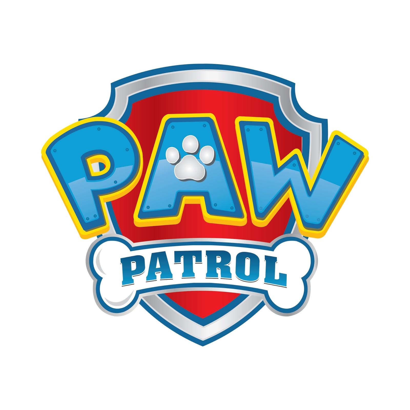 Paw Patrol Badge Printable - Bilscreen