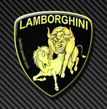 Lamborghini ferrari Logos