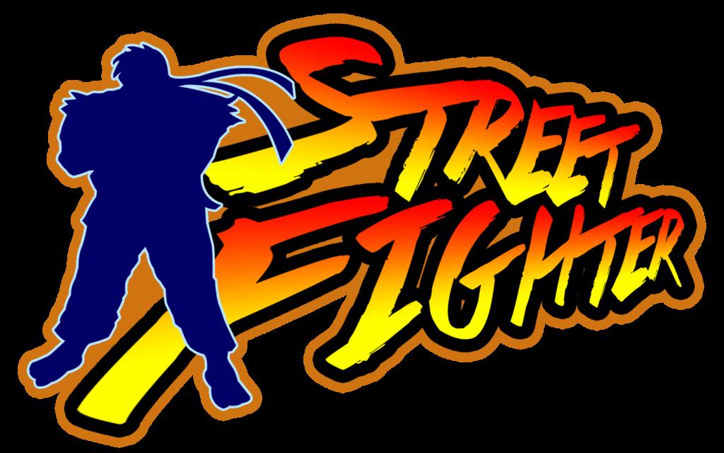 Street Fighter Logos