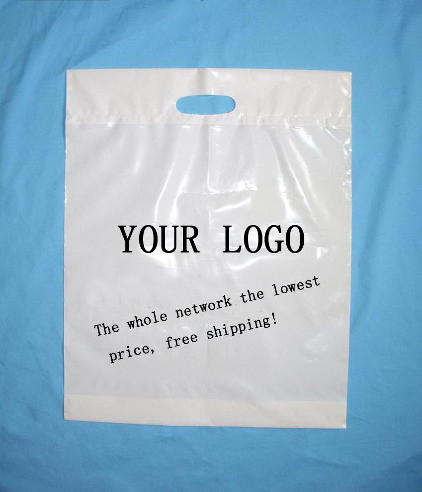 custom plastic bags with logos - Custom Plastic Bags