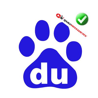 Blue paw logos altavistaventures Images