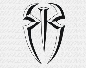 Wwe Roman Reigns Logos