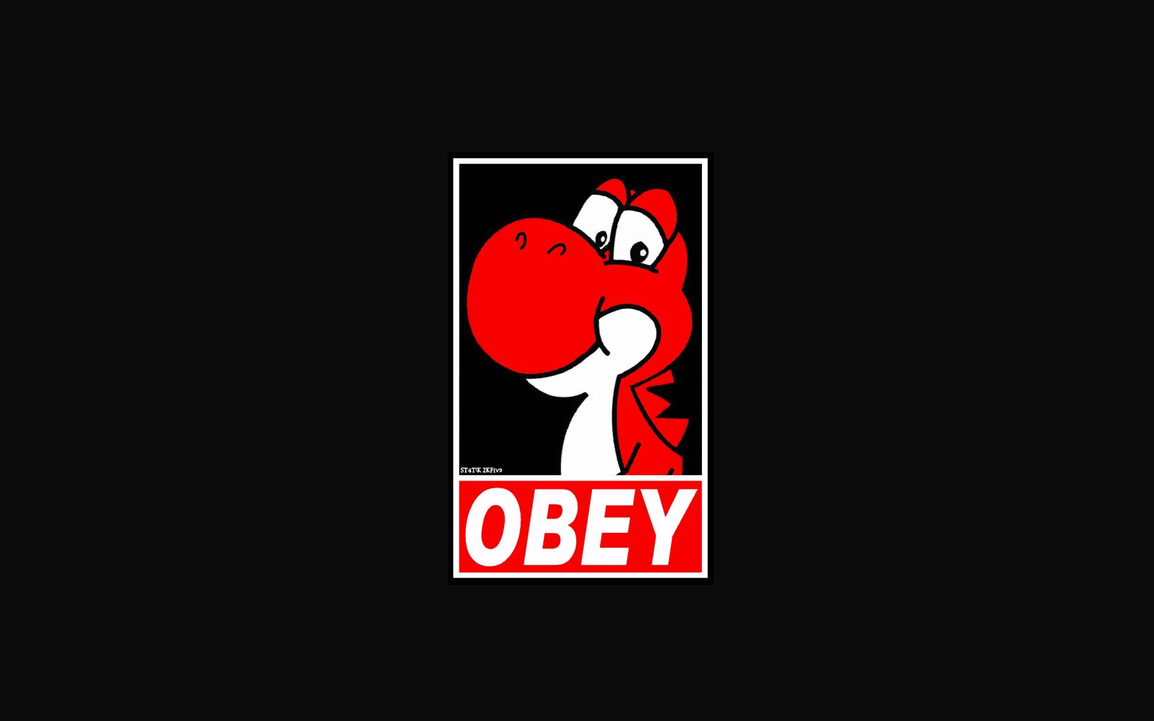 Obey Logos