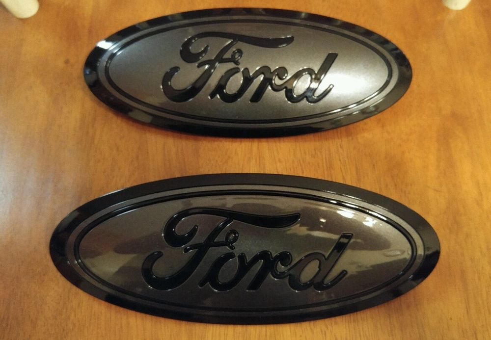Ford F150 Emblem Replacement Ford Is Your Car