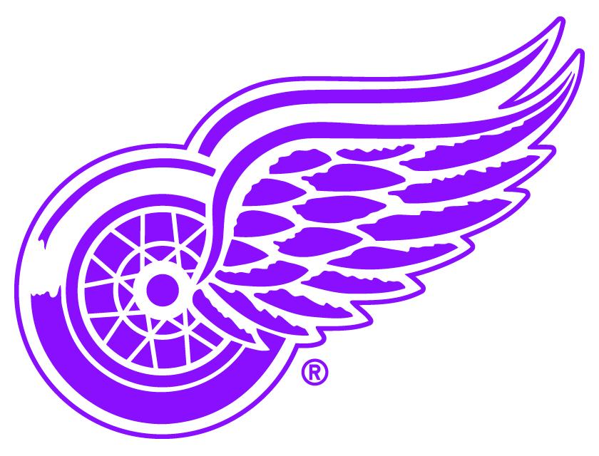 Detroit Red Wings Logos