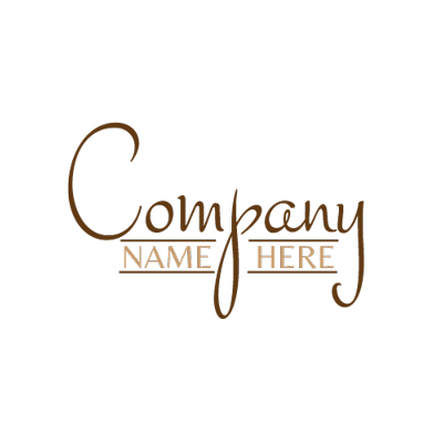 cursive logos