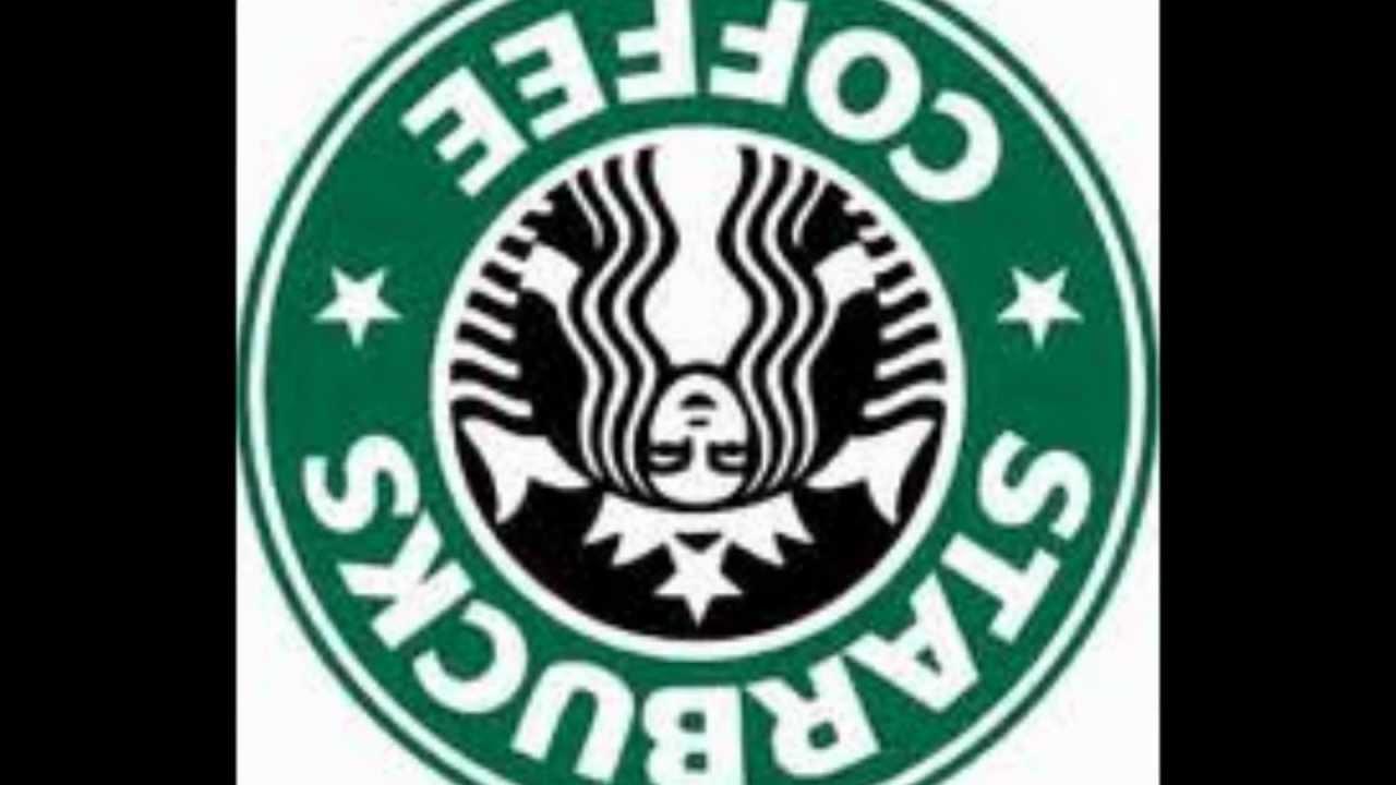 Starbucks Demonic Logos