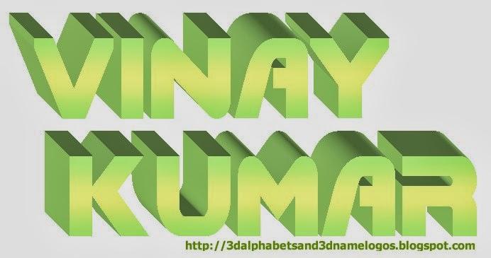 vinay alphabet