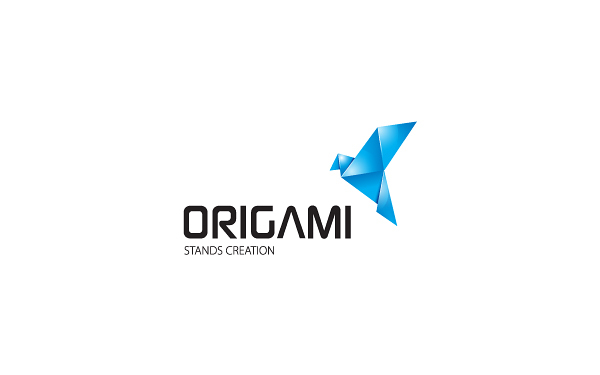 Origami Logo Image Collections