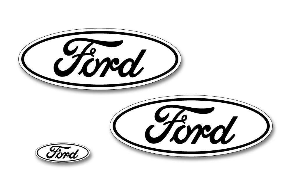 ford f150 logos