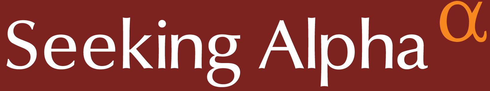 Seeking alpha Logos