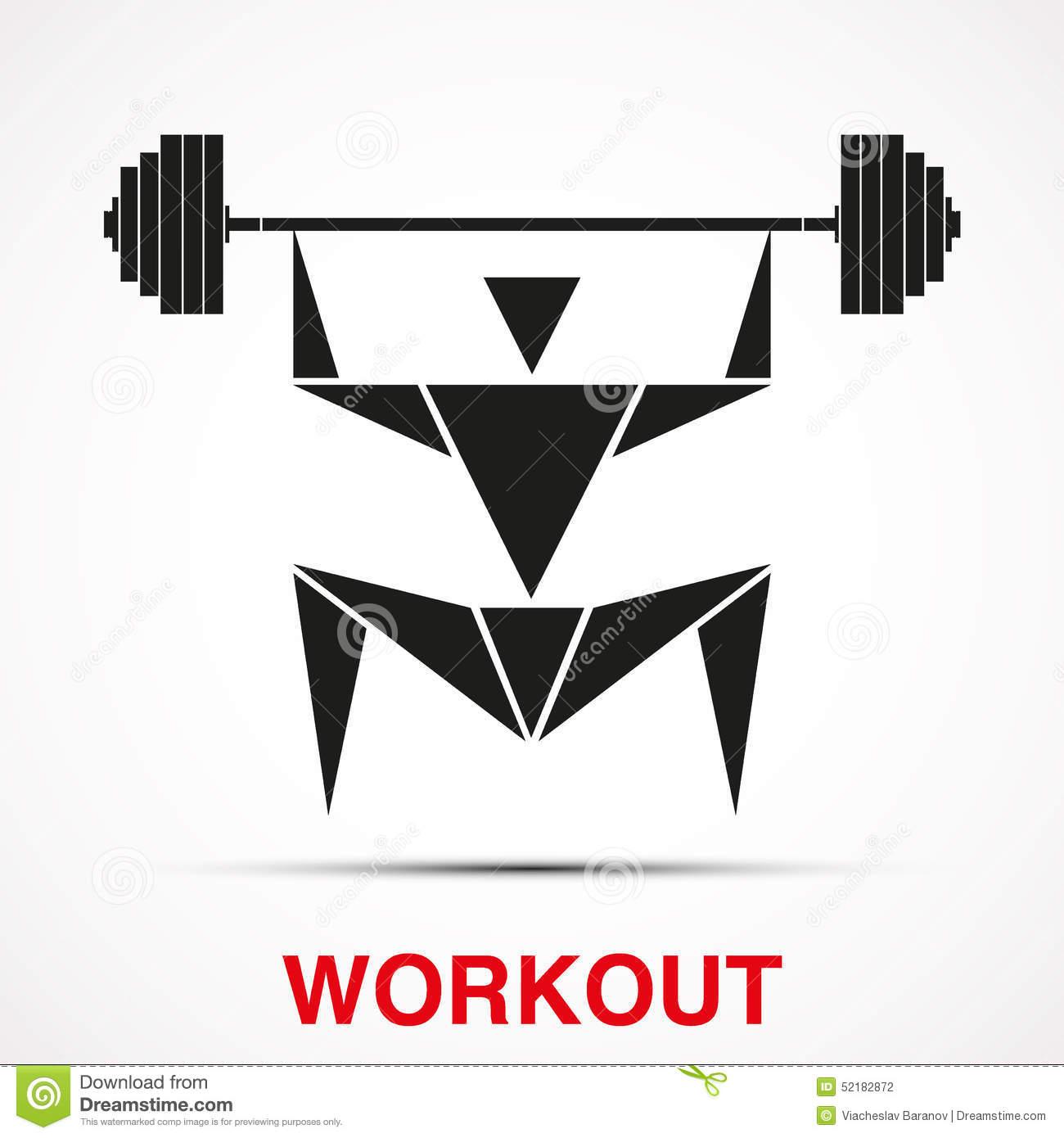 workout logos