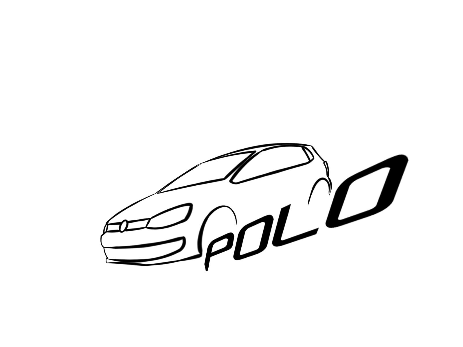 Volkswagen Polo Logos