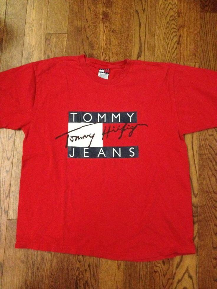 bb4aa92ba Tommy hilfiger old Logos