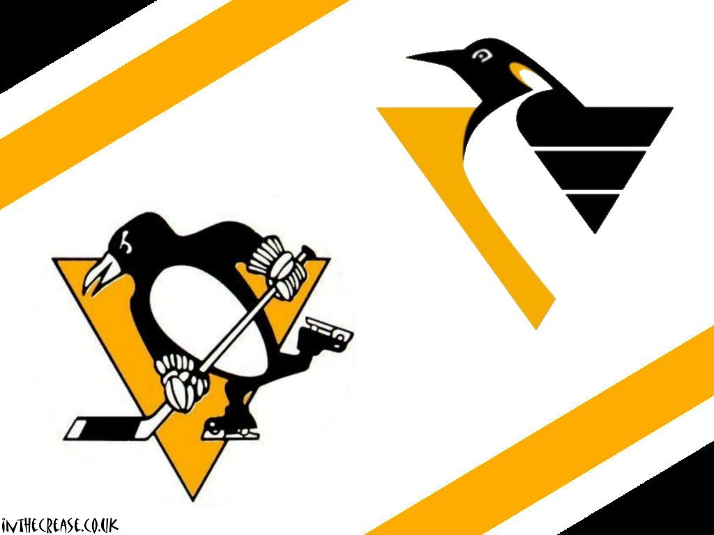 Pittsburgh Penguins Old Logos