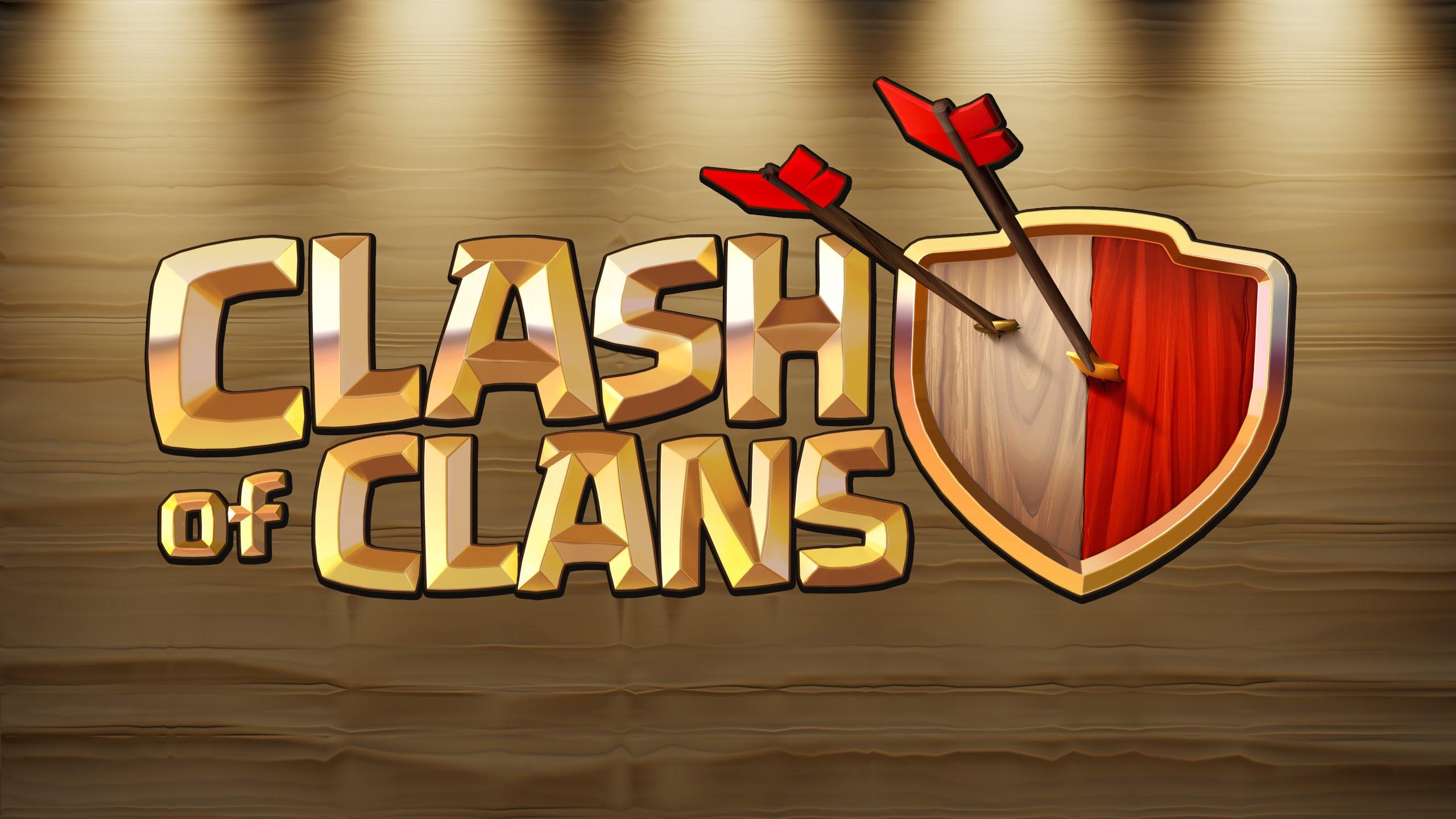 Clash Of Clans Logos