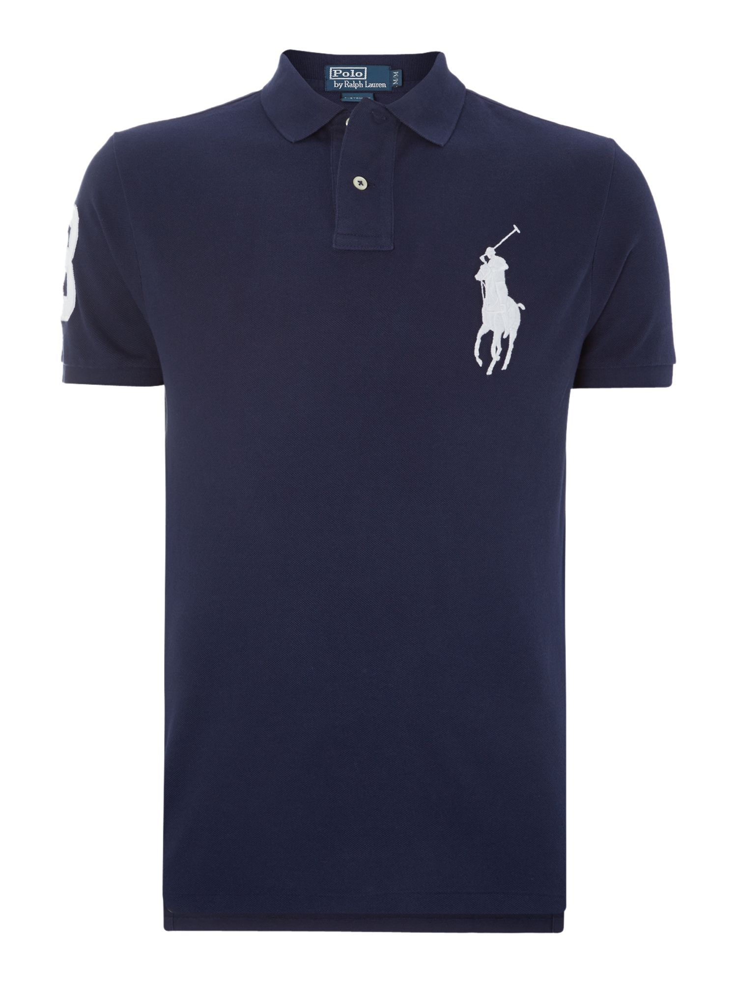 Ralph Lauren Shirts Without Logos