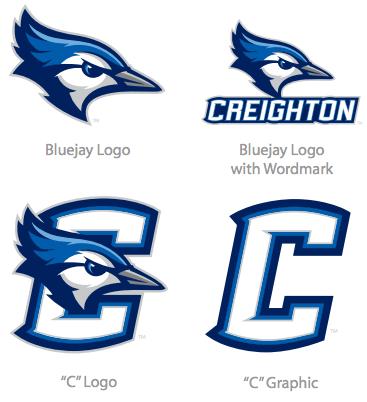 creighton university logos