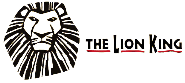 The Lion King Musical Logos