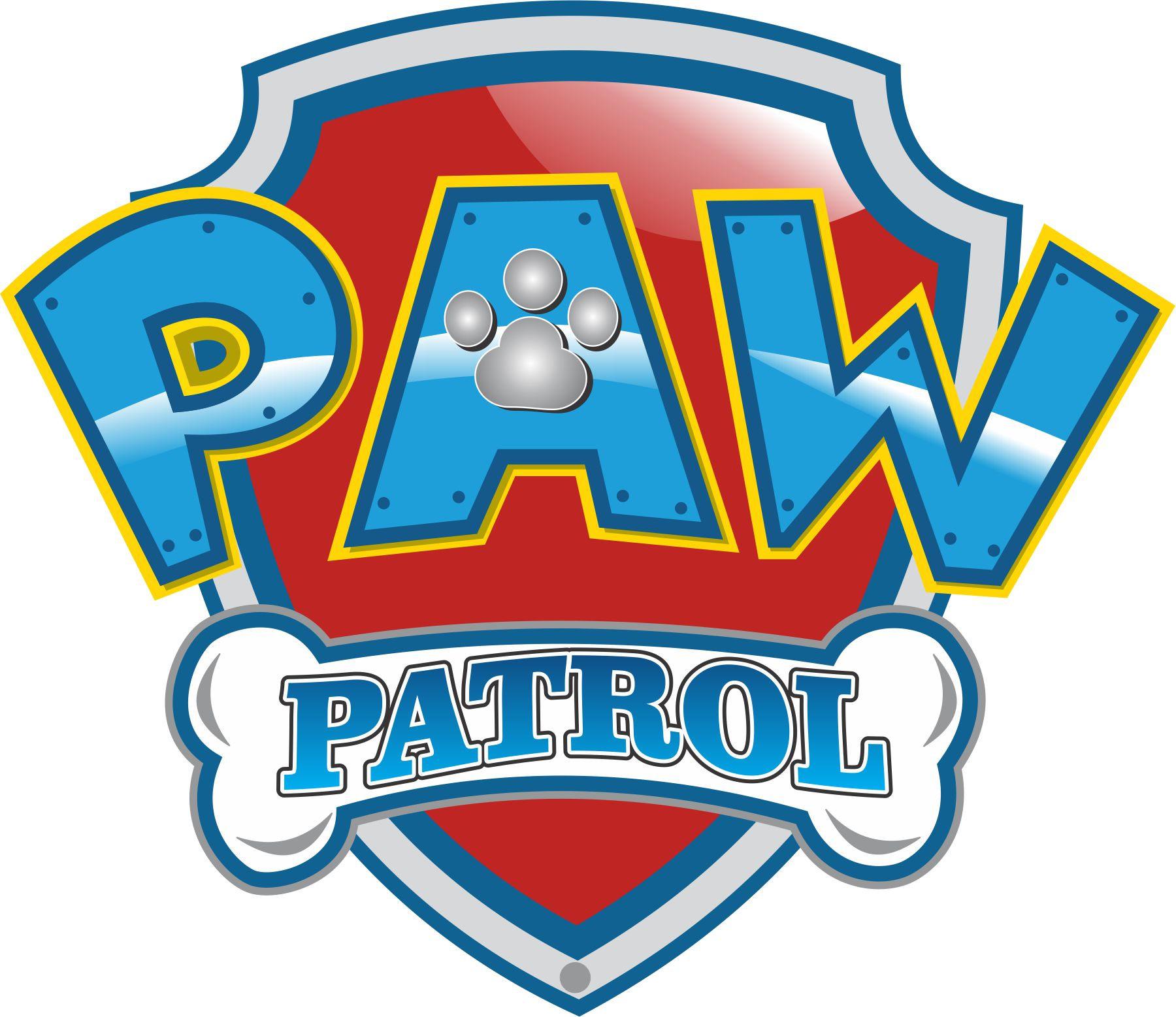Paw patrol Logos