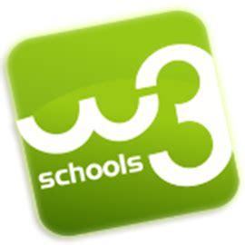 W3schools Logos
