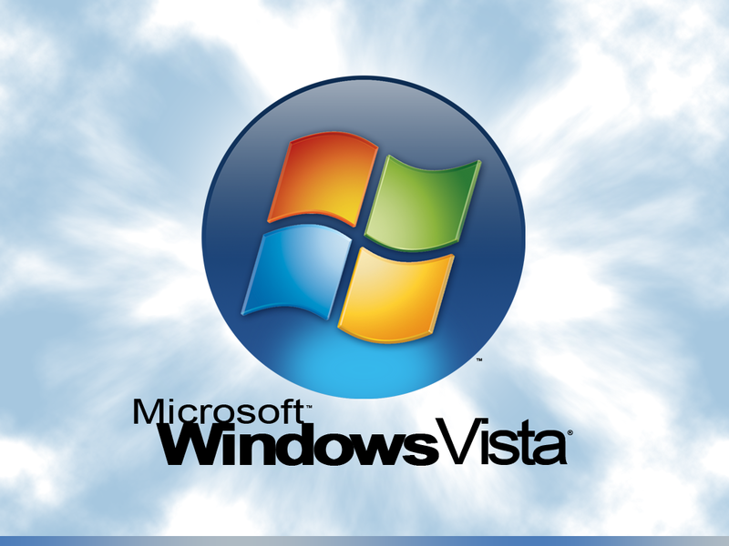 Windows vista Logos