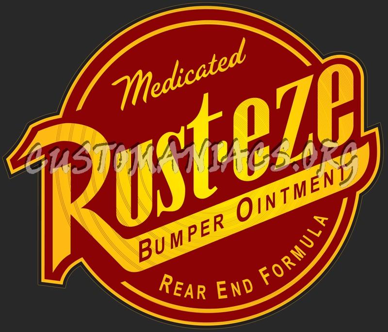 Rust Eze Cars Logos - rust roblox id