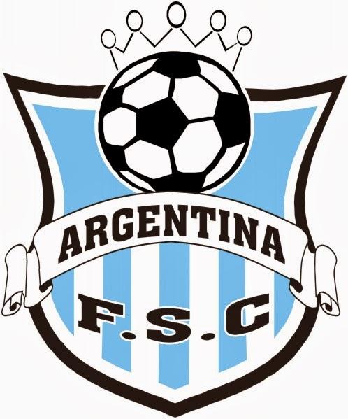 Argentina Football Team Logos
