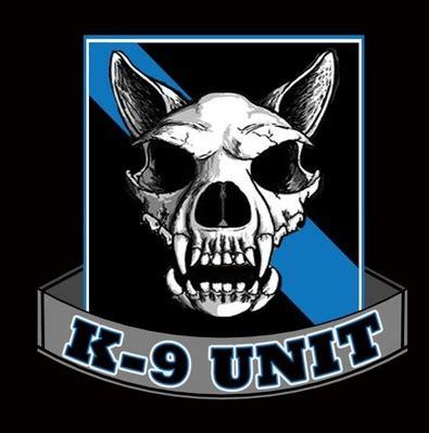 K9 Unit Logos