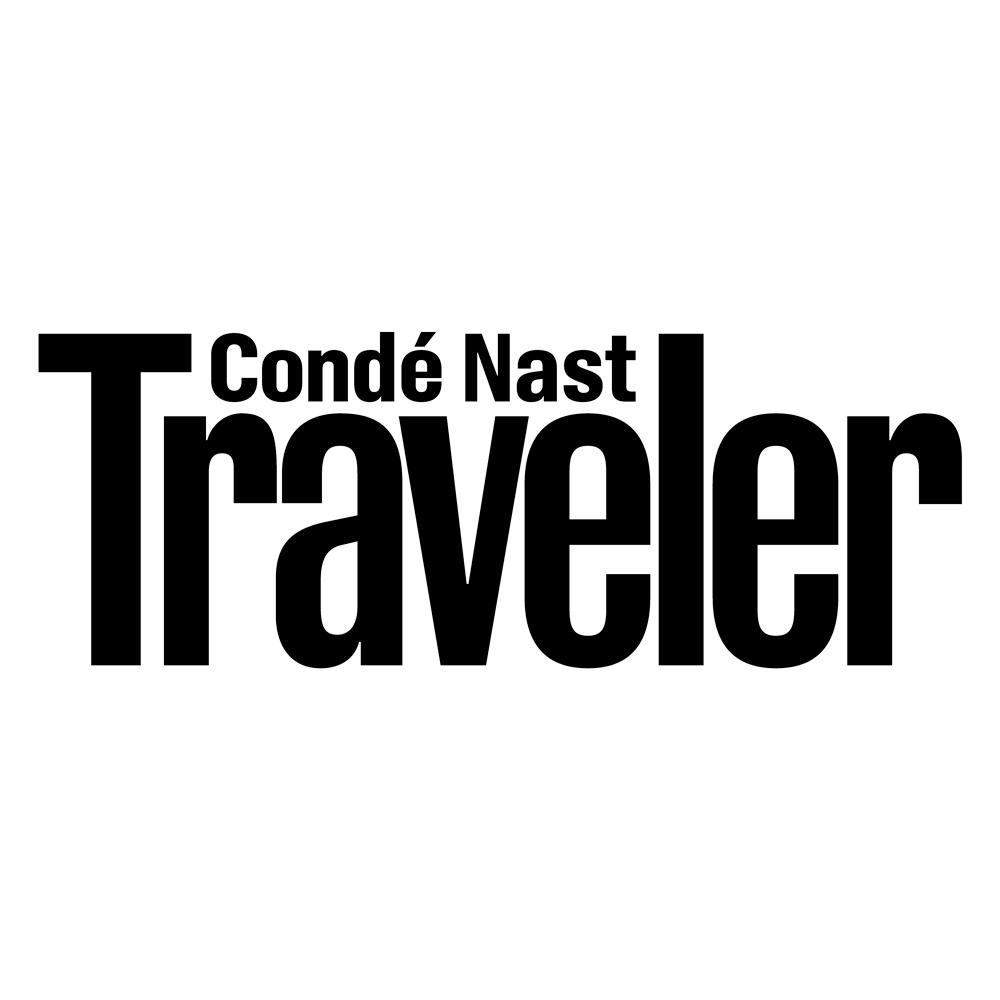 Conde nast traveler Logos