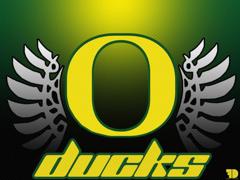 Oregon Ducks Logos