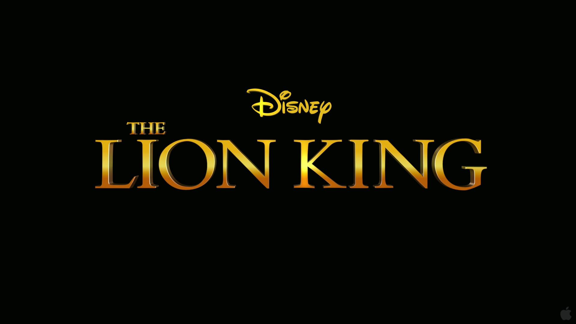 The Lion King Logos
