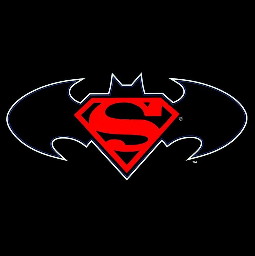 Batman V Superman Logos
