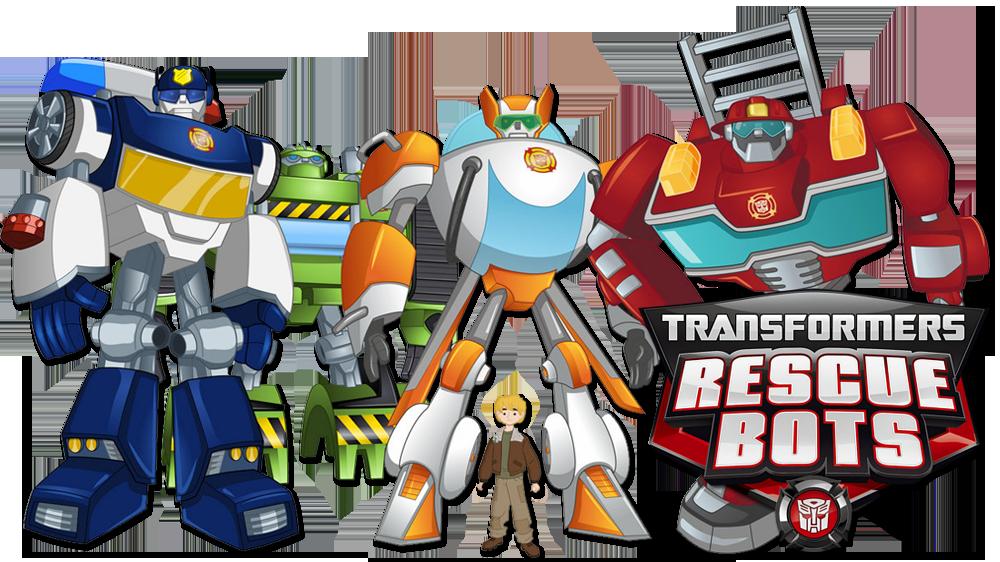 Transformers Rescue Bots TV Fan Tv