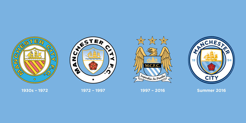 Manchester city logo meaning