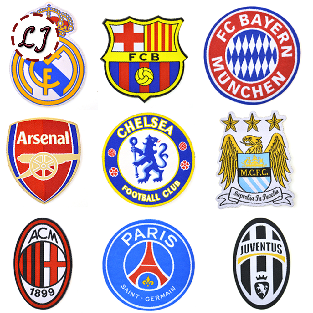 Football club ready Logos