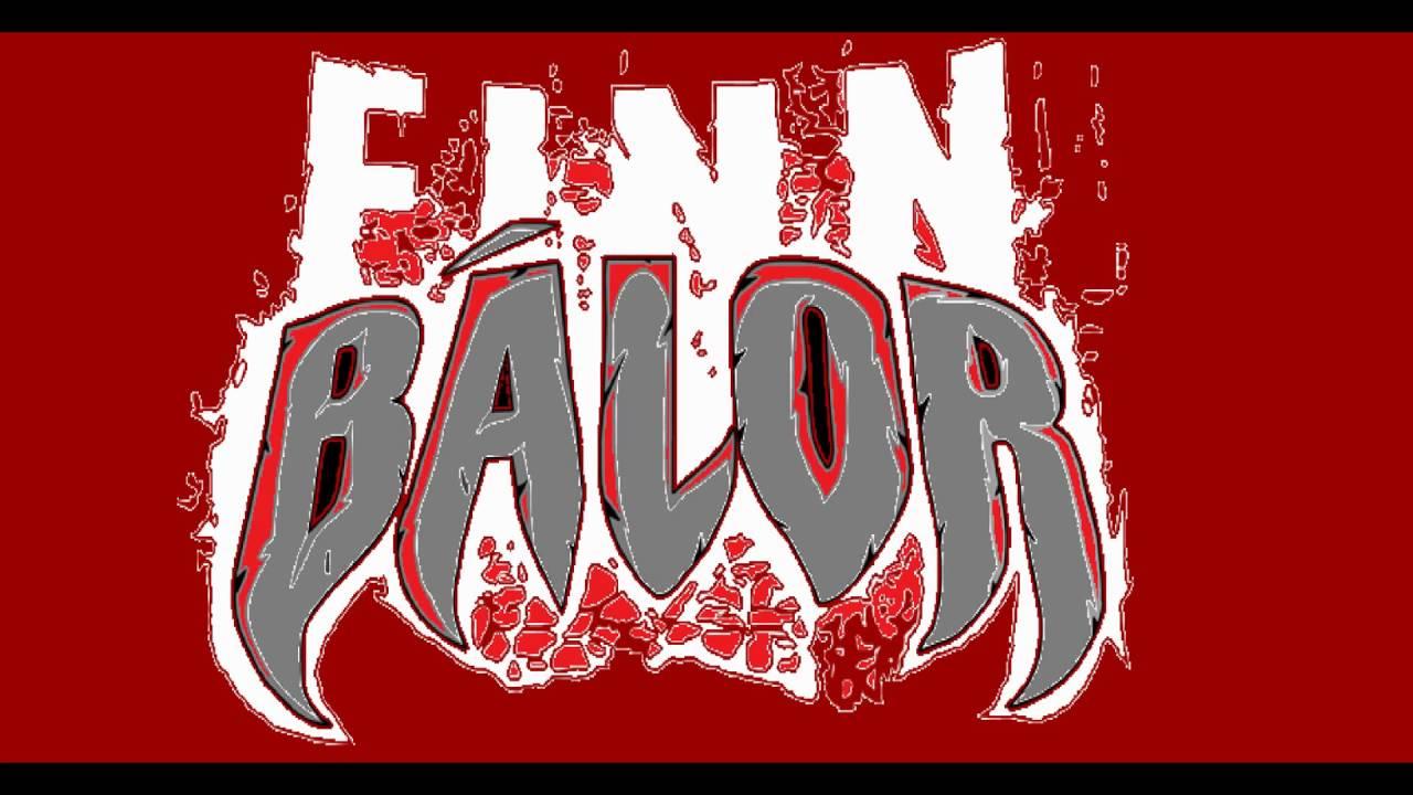 finn balor logos