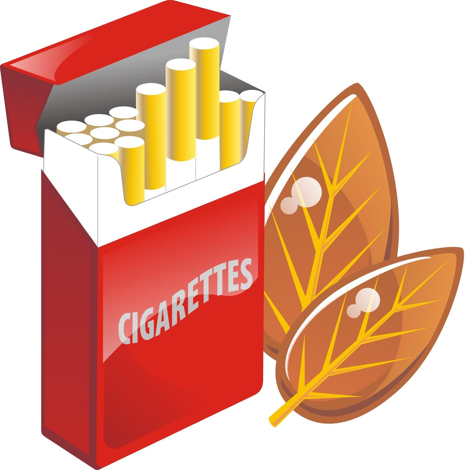 Cigarette Logos