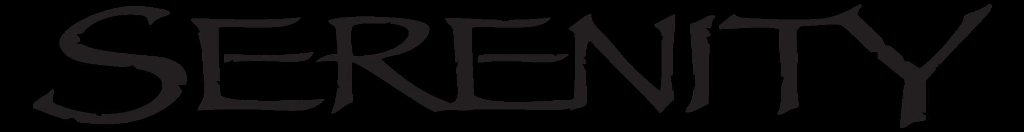 serenity logos rh logolynx com