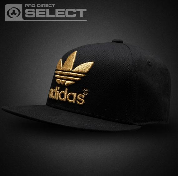 392082d1a65 Adidas hat gold Logos