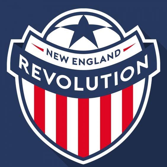 a3438e6c8 New england revolution Logos