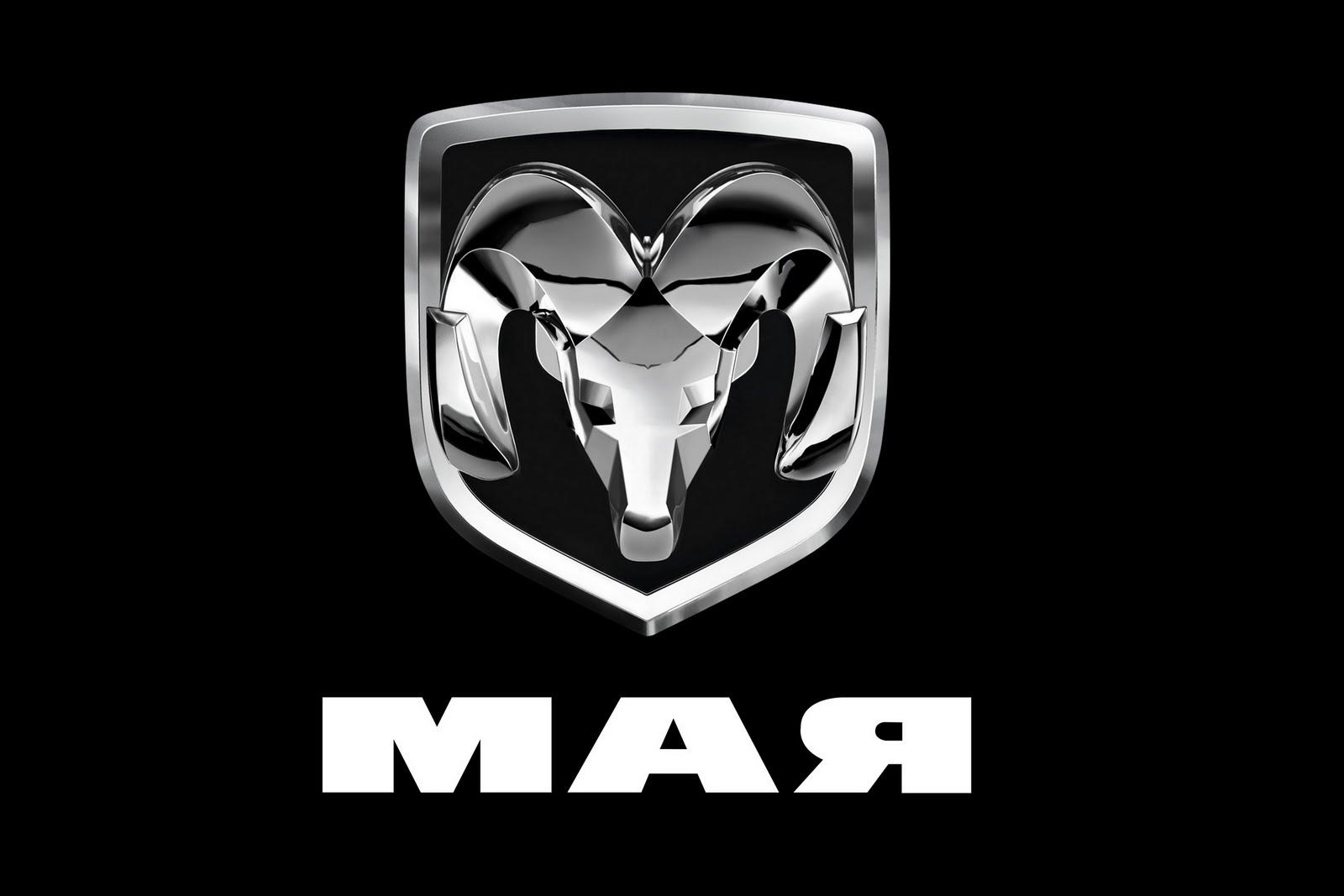 Dodge Ram Logos
