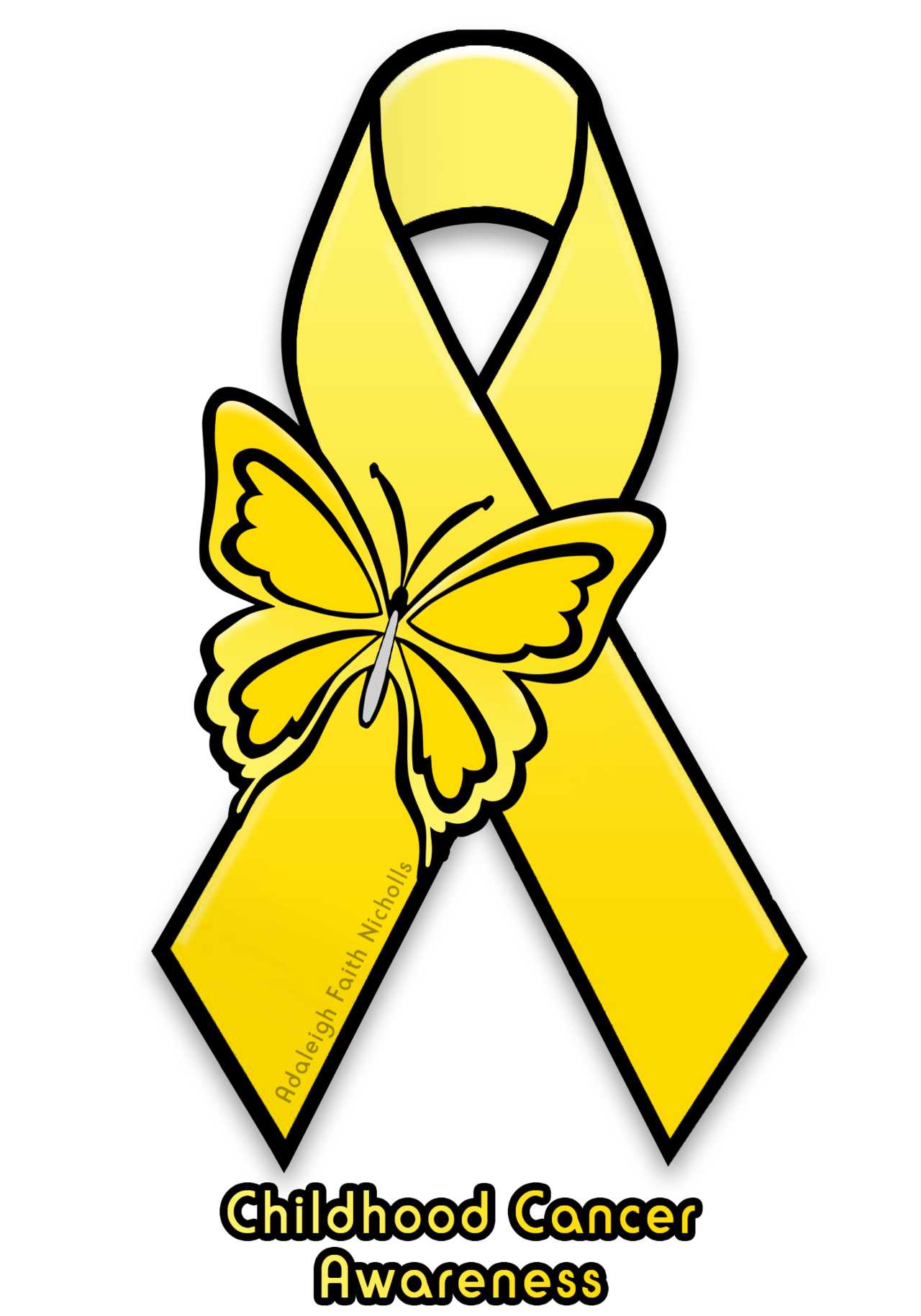 Childhood Cancer Logos