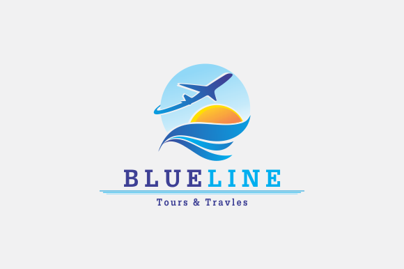 travel and tours logos