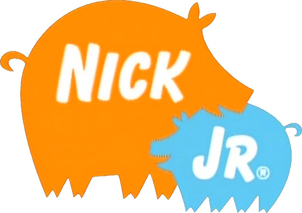 Old nick jr Logos