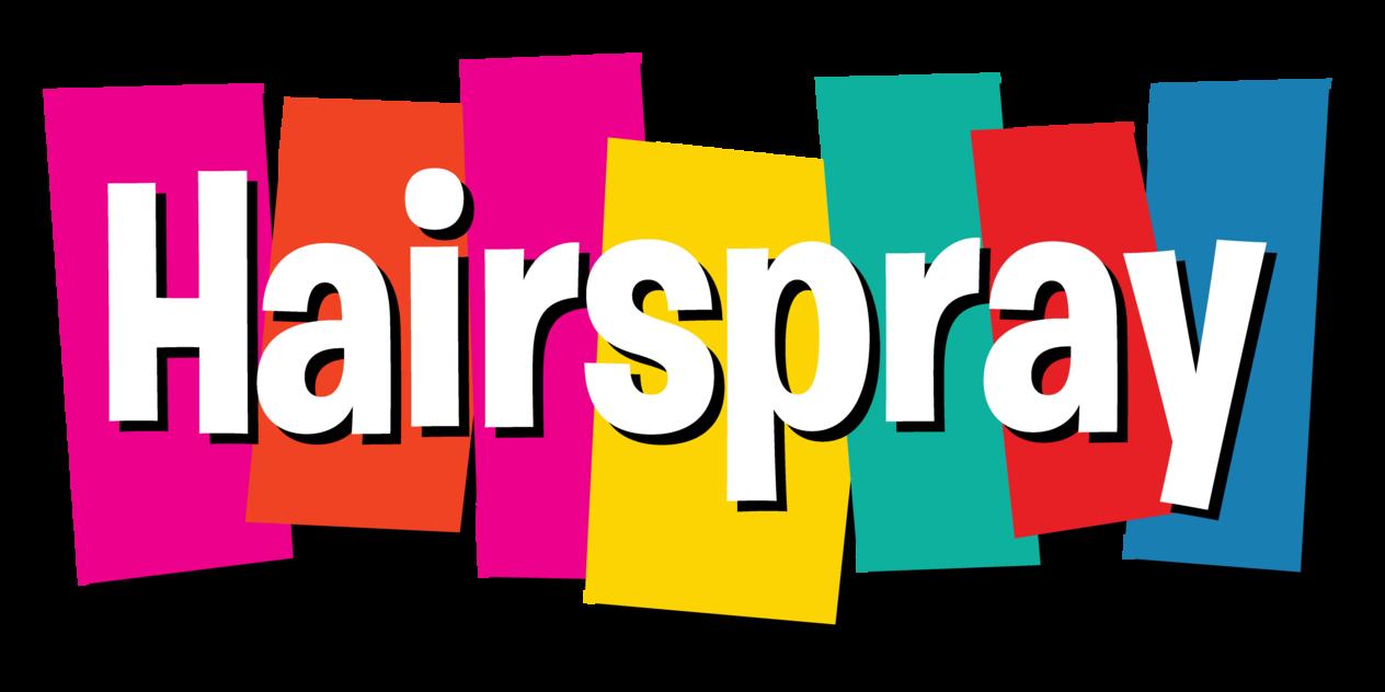 Fashion week Clutch Ultra hairspray logo for lady